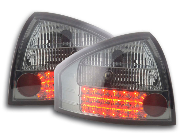 Led Taillights Audi A6 saloon type 4B Yr. 97-03 black