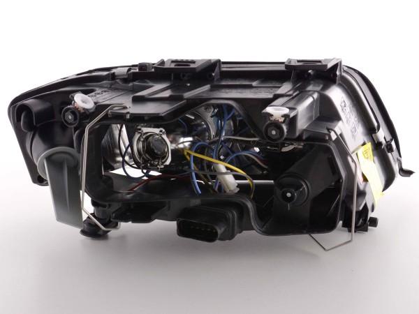 Angel Eye headlight Audi A6 type 4B Yr. 99-00 black