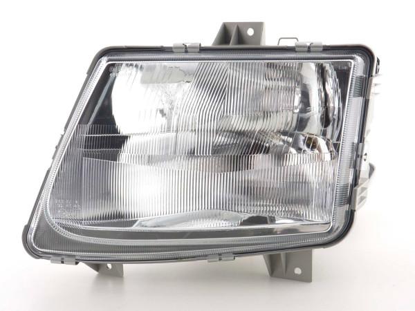 Spare parts headlight left Mercedes Benz Vito / V-Classe (type 638)