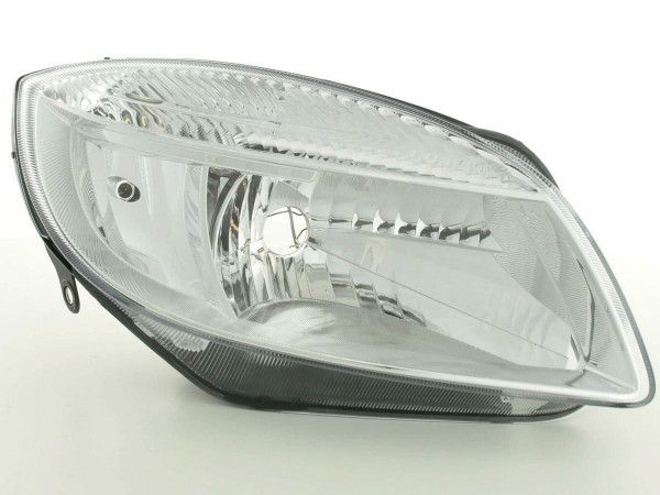 Spare parts headlight right Skoda Roomster (type 5J) Yr. 06-