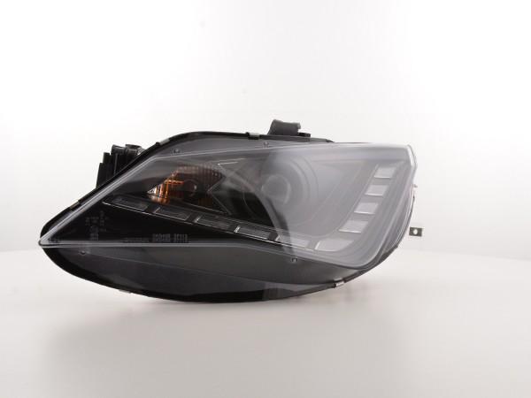 Daytime running lights headlight Daylight Seat Ibiza 6J Yr. from 2012 black