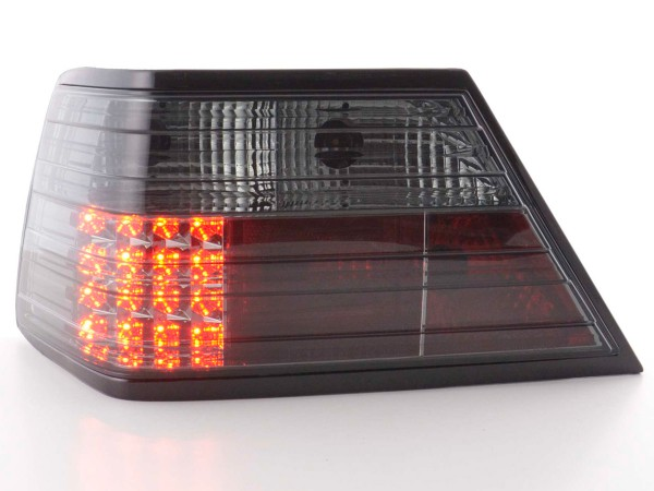 Led Taillights Mercedes E-Class type W124 Yr. 85-96 black