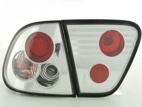 Rear lights Seat Cordoba Typ 6K Yr. 97-01 chrome