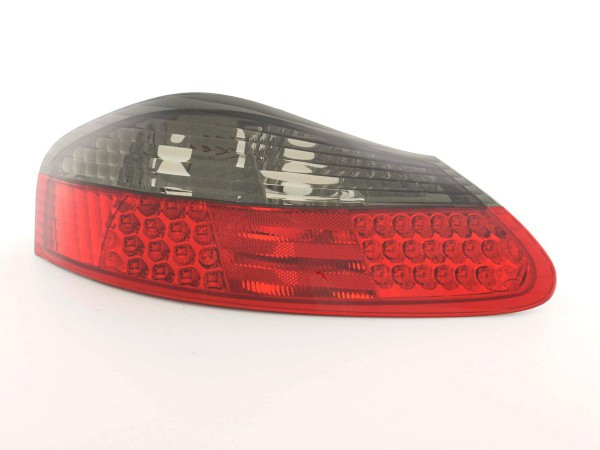 Led Taillights Porsche Boxster type 986 Yr. 1996-2004 black/red
