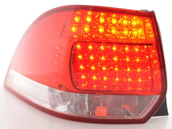 Led Taillights VW Golf 5 Variant type 1KM Yr. 07-09 clear/red