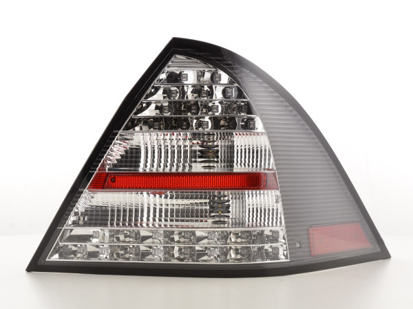 Led Taillights Mercedes C-Class W203 saloon Yr. 05-07 black