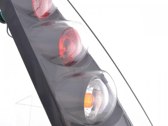 Taillights Fiat Punto 3-dr. type 188 Yr. 00-03 black