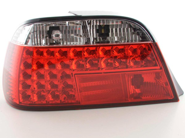 Led Taillights BMW serie 7 type E38 Yr. 95- red/clear