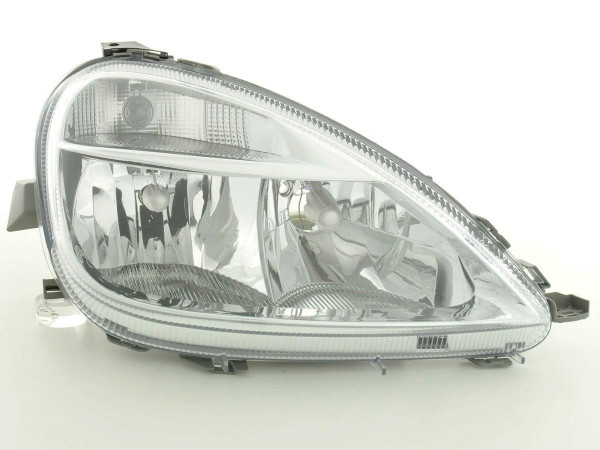 Spare parts headlight right Mercedes Benz A-Classe (type W168)
