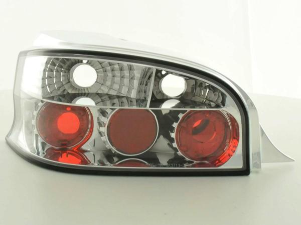 Taillights Citroen Saxo type S S HFX S KFW Yr. 96-02 chrome