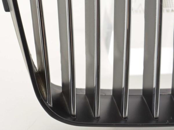 Sportgrill Seat Ibiza / Cordoba Typ 6K Yr. 99-02 black/chrome
