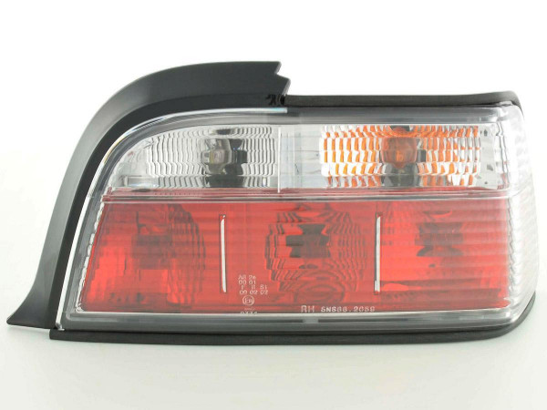Rear lights BMW serie 3 Coupe type E36 Yr. 91-98 white
