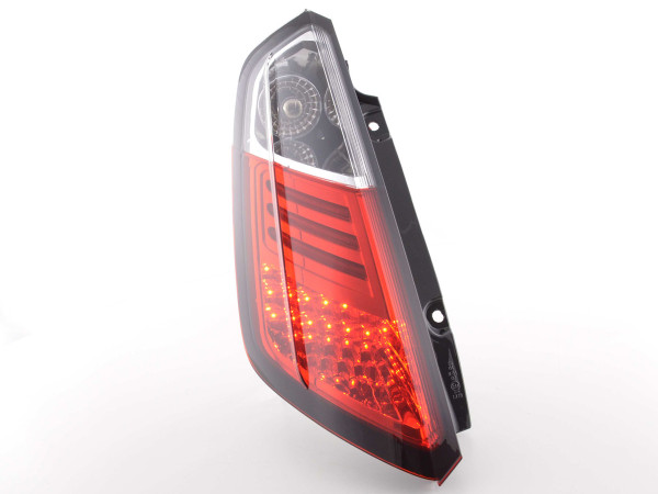 Led Taillights Fiat Grande Punto type 199 Yr. 05- clear/red