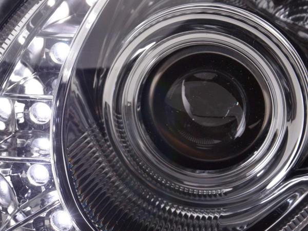 Daylight headlight Mercedes E-Classe type W211 Yr. 06-08 chrome