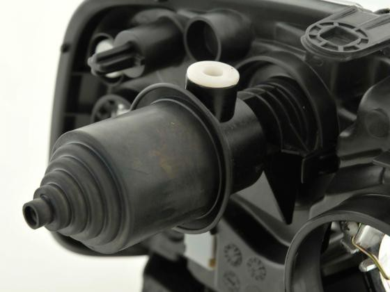 Spare parts headlight left Dacia Logan Yr. 04-08