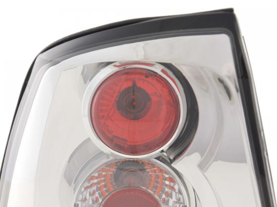 Taillights Opel Astra G Yr. 98-03 chrome