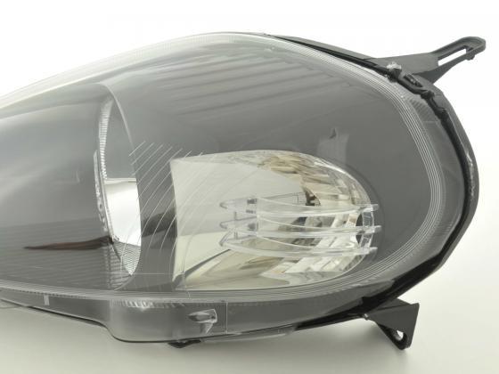 Spare parts headlight left Fiat Grande Punto (type 199) Yr. 05-09
