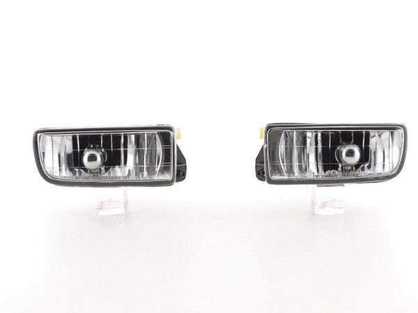 Fog lights BMW 3-series type E36 91-00 chrome