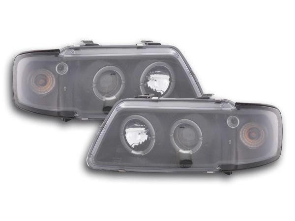 headlight Audi A3 type 8L Yr. 96-00 black