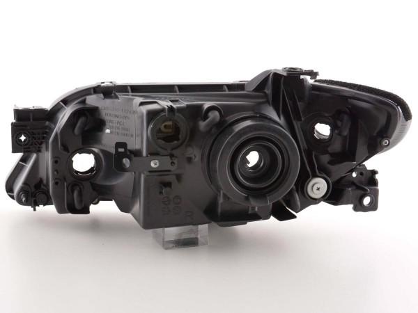 Spare parts headlight right Mazda 323 (type Yr) Yr. 00-03