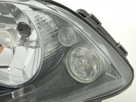 Spare parts headlight left Seat Ibiza (type 6L) Yr. 02-08