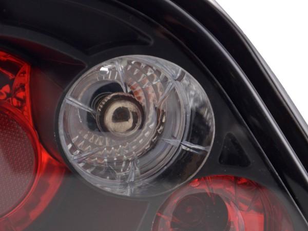 Taillights Peugeot 307 type 3*** Yr. 01-06 black