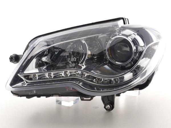 headlight Daylight VW Touran type 1T Yr. 06-10 chrome