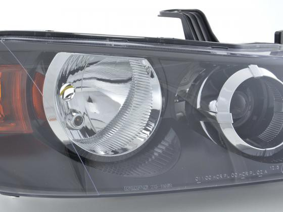 Spare parts headlight right Nissan Almera 4/5-door. (type N16)