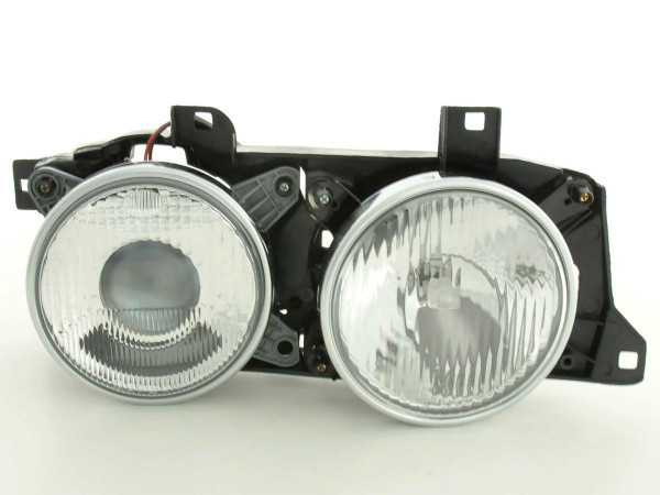 Spare parts headlight right BMW serie 5 (type E34) Yr. 88-94