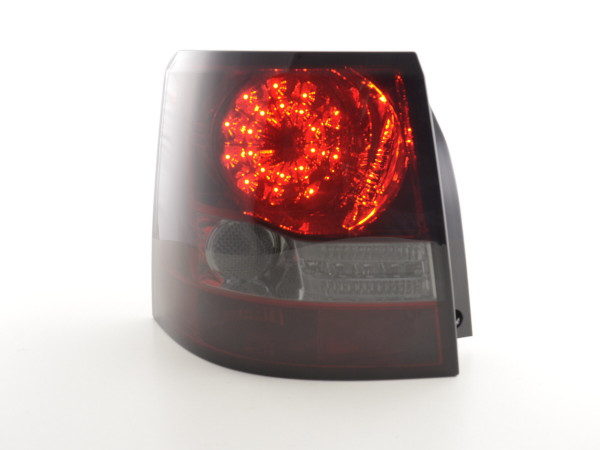 Led Taillights Land Rover Range Rover Sport Yr. 06-10 red/black