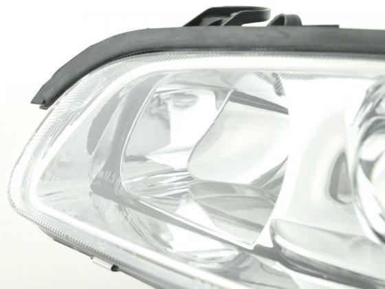 Spare parts headlight left Opel Omega B Yr. 98-99