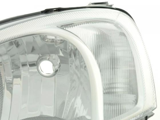 Spare parts headlight left Opel Corsa C Yr. 00-03