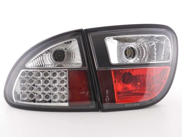 Led Taillights Seat Leon type 1M Yr. 1999-2005 black