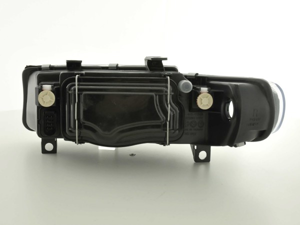 Spare parts headlight right Seat Toledo (type 1M) Yr. 99-05