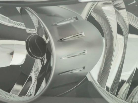 Spare parts headlight left BMW serie 3 (type E90/E91) Yr. 05-08