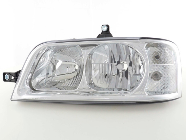 Spare parts headlight left Peugeot Boxer Yr. 02-05