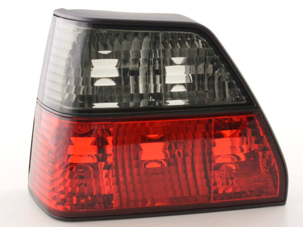 Taillights VW Golf 2 type 19E 84-91 black red