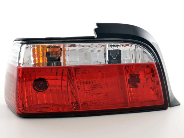 Taillights BMW serie 3 E36 Coupe Yr. 92-98, chrome