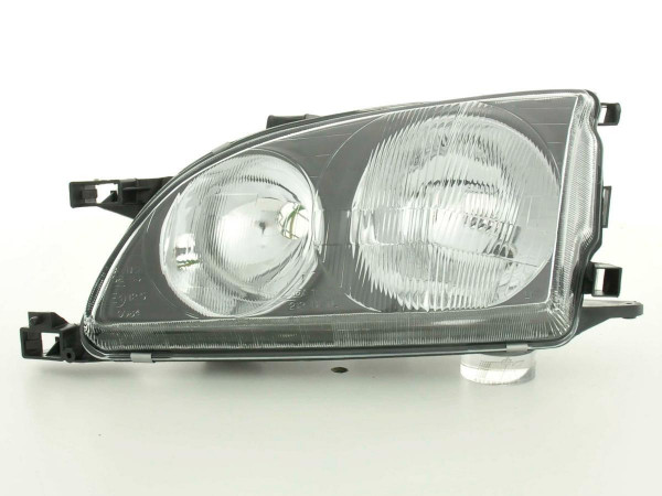 Spare parts headlight left Toyota Avensis (type T22) Yr. 98-00