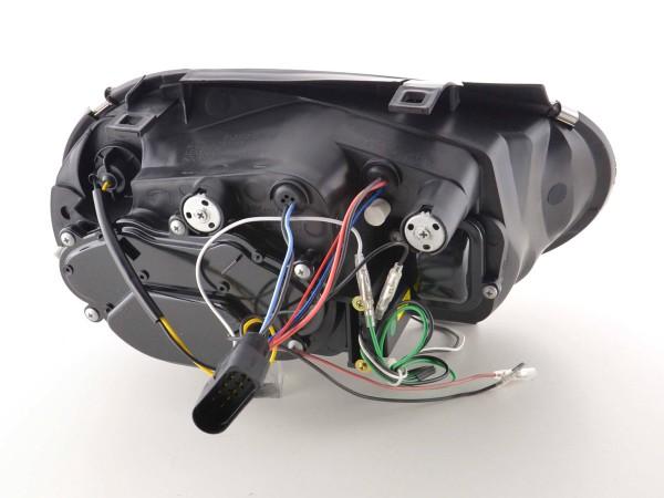 Daylight headlight VW Golf 4 type 1J Yr. 98-03 black