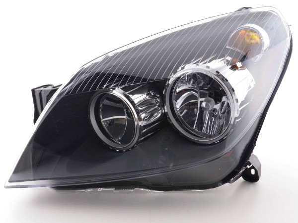 Spare parts headlight left Opel Astra H 5-door. Yr. 04-