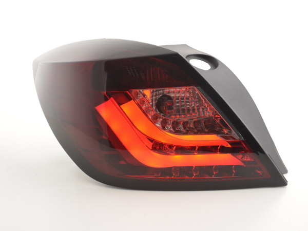 Led Taillights Opel Astra H GTC Yr. 04-08 red/black