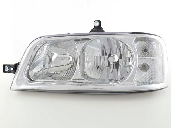Spare parts headlight left Citroen Jumper Yr. 02-05