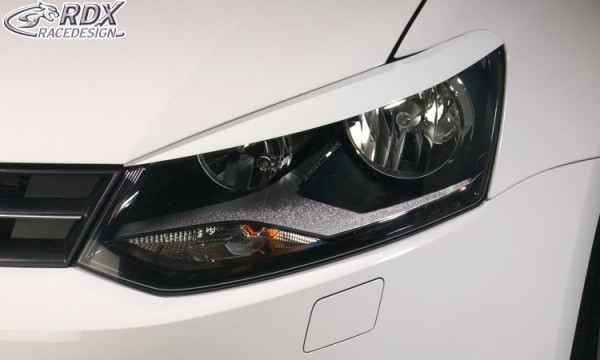 RDX Headlight covers VW Polo 6R
