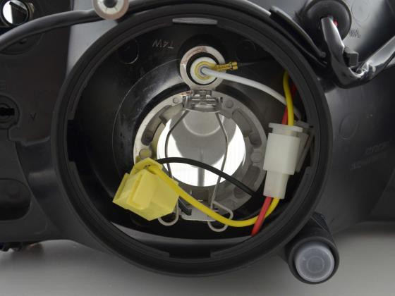 Spare parts headlight right Iveco Euredech Yr. 96-