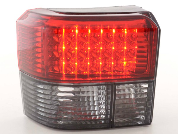 Led Taillights VW Bus T4 type 70.. Yr. 90-02 red/black