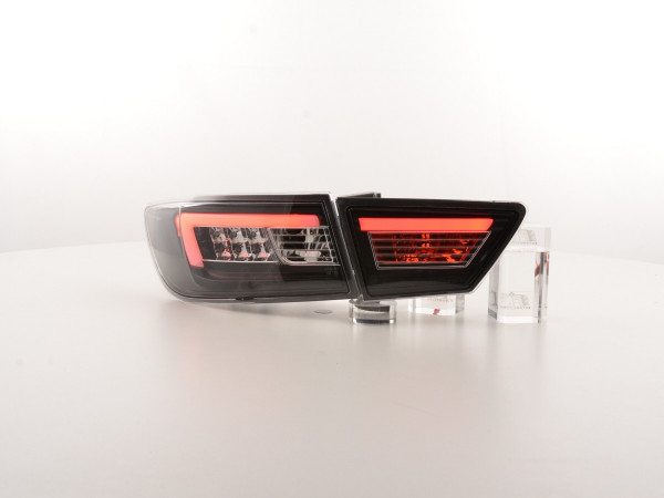 Led rear lights Renault Clio 4 (X98) Yr. from 2012 black