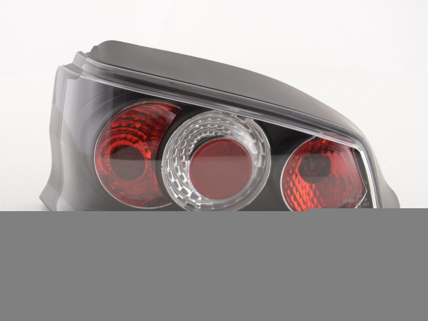 Taillights Peugeot 106 type 1C 1A Yr. 92-95 black