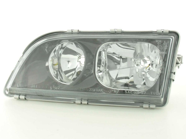 Spare parts headlight left Volvo S40 (type V) Yr. 98-00