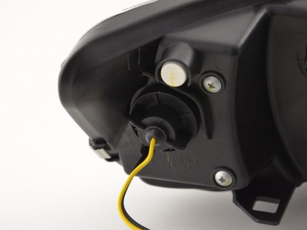 headlight BMW Z3 type E37 Yr. 96-02 chrome